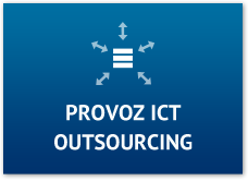 Provoz ICT – Outsourcing